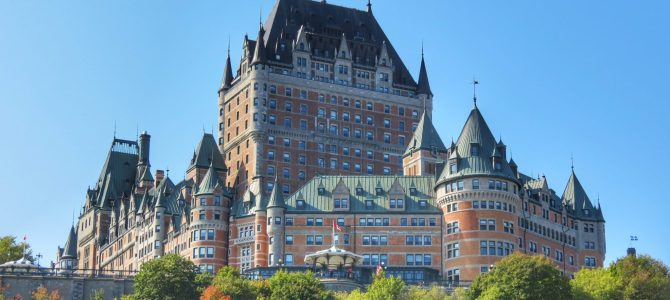Three-Day Getaway to Quebec City