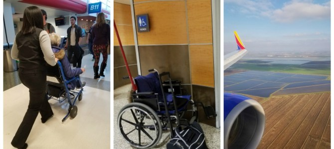 Flying With a Wheelchair-Assisted Passenger