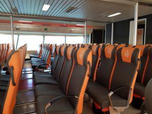Cozumel Mexico Waterjets ferry