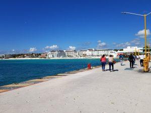 Cozumel ferry to Playa del Carmen