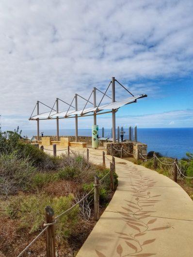 Cabrillo viewpoint
