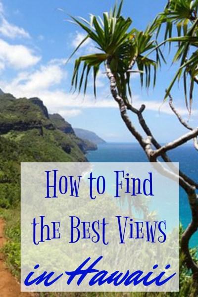 views in Hawaii