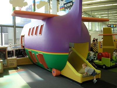 How to Entertain Your Children on a Long Layover