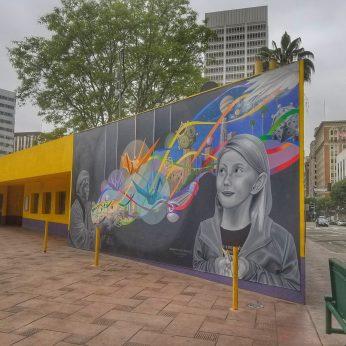 Los Angeles Pershing Square