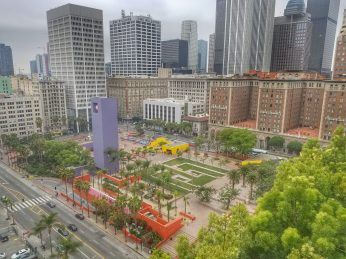 Los Angeles Pershing Square