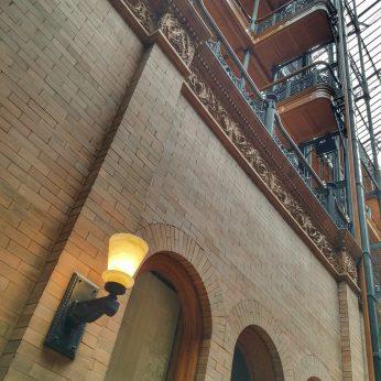 Los Angeles Bradbury Building