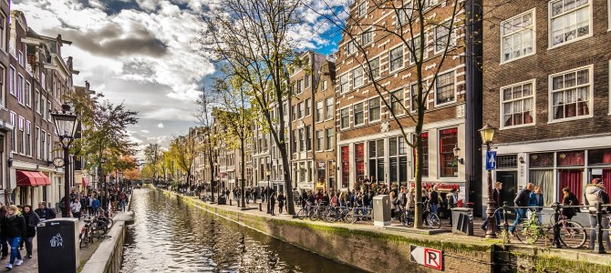 Amsterdam with Kids: Top Five Things to Do