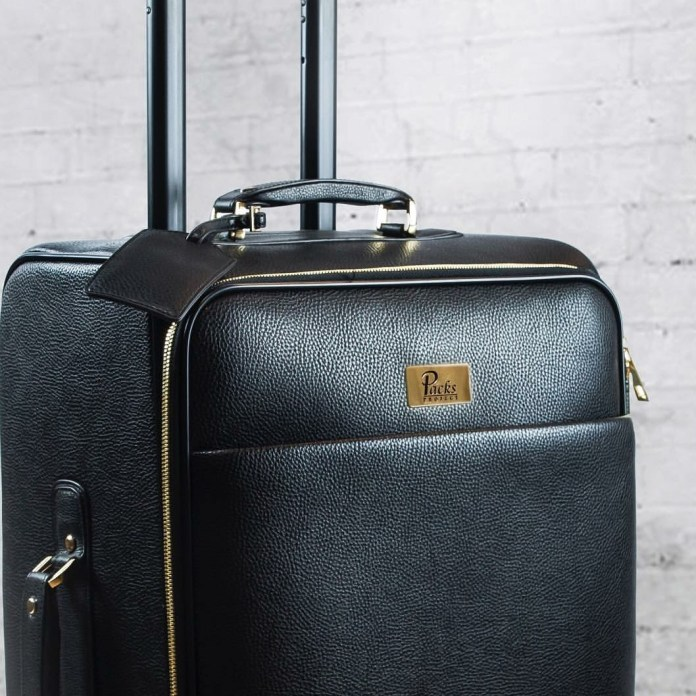 luggage carry-on spinner