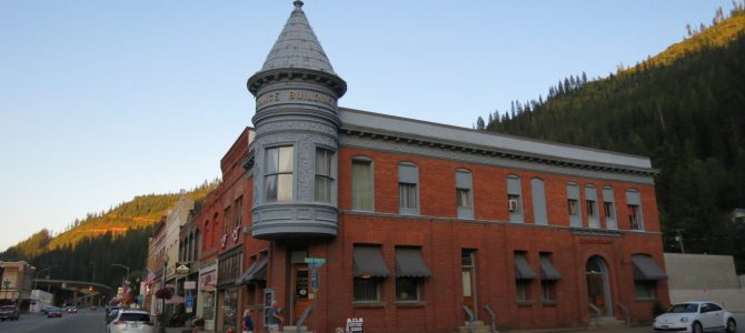 A Town Called Wallace: Small Town, Big Heart