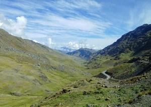 Roadway to Lares