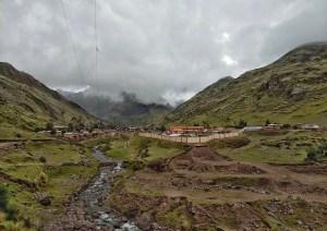 Huacahuasi village