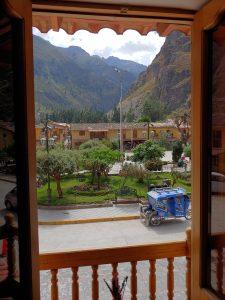 Ollantaytambo restaurant