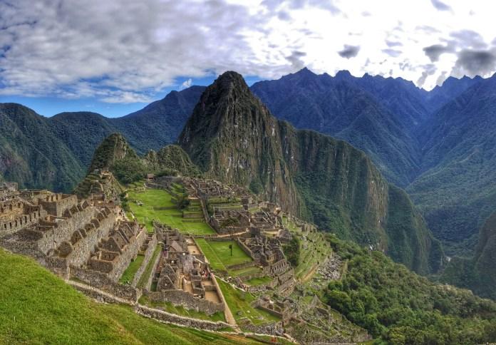 Breathtaking Machu Picchu