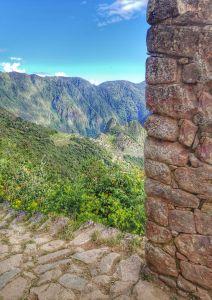 Inca Trail to Mahcu Picchu