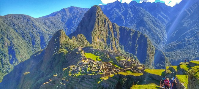 Machu Picchu is Calling You