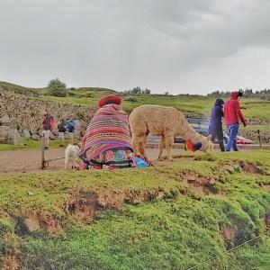 Inca woman