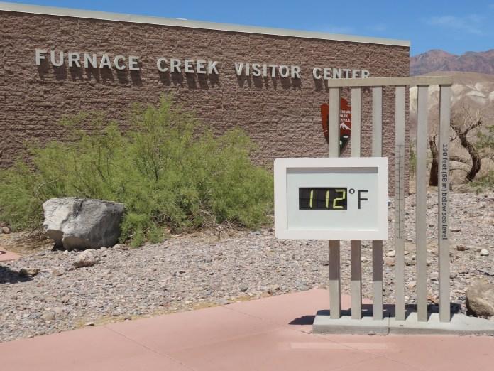Death ValleyVisitor Center