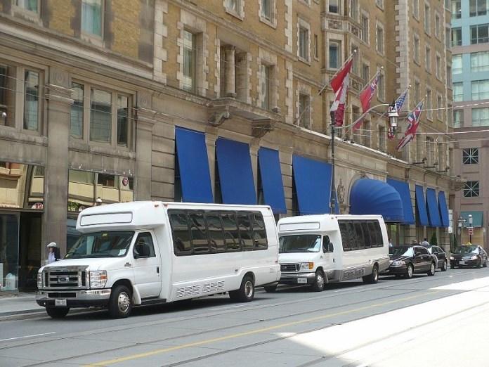 hotel shuttles