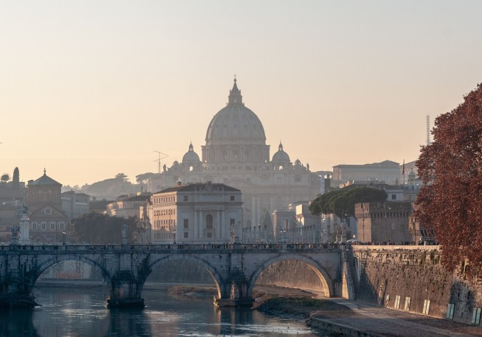 The Eternal City, Rome