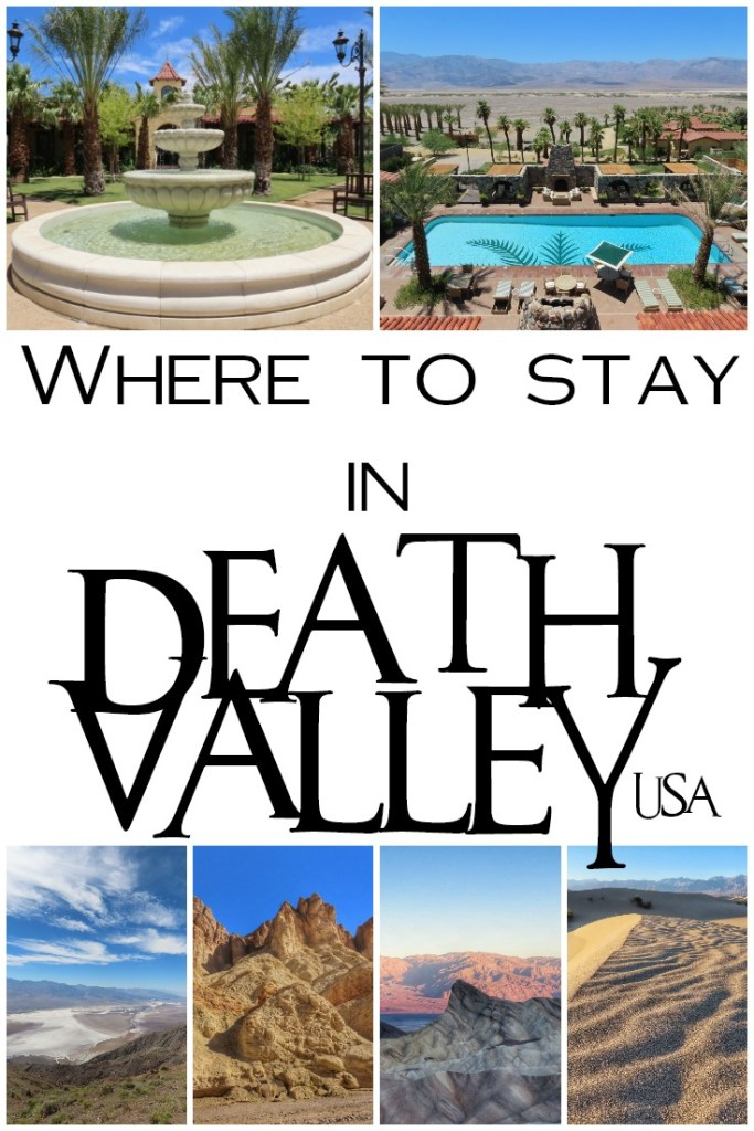 Death Valley hotels