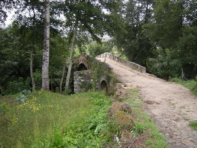 Camino Portuguese route
