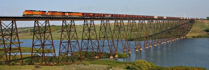 Valley City bridges