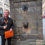 old waterworks of Edinburgh