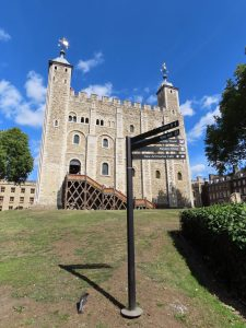 You should visit the Tower of London
