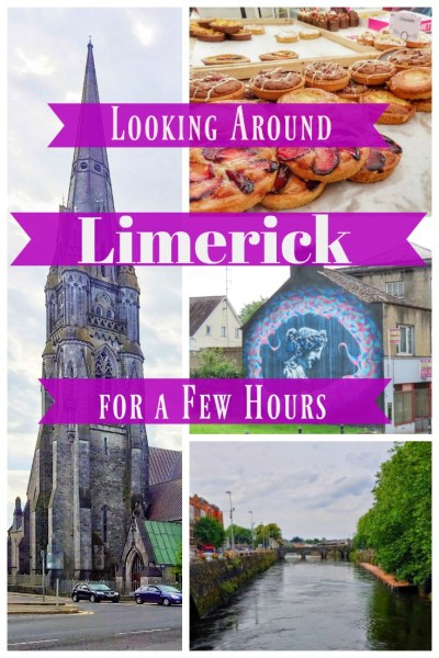 looking around Limerick