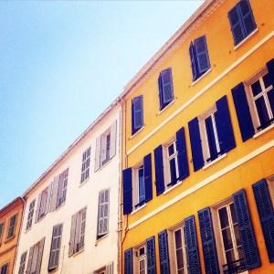 buildings in Hyeres