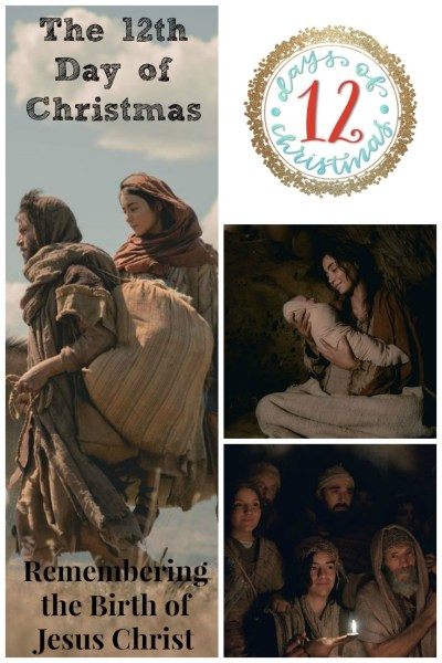 twelth day of Christmas