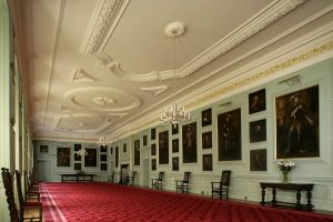Great Gallery of the Palace of Holyroodhouse tour