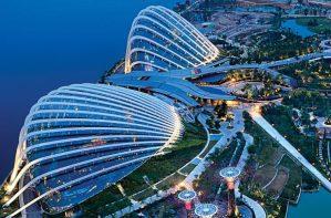 Singapore resort