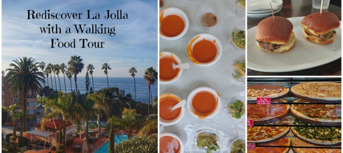 Rediscover La Jolla with a Walking Food Tour
