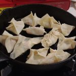 Chinese dumpling cooking class