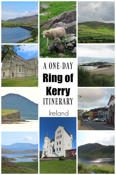 Ring of Kerry itinerary