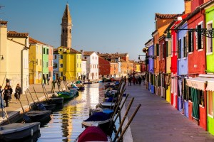 last minute escape to Venice