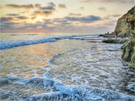 San Diego's best sunsets