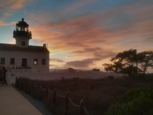 Old Pt Loma Lighthouse