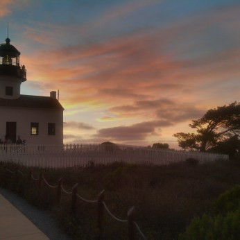 Old Pt Loma Lighthouse