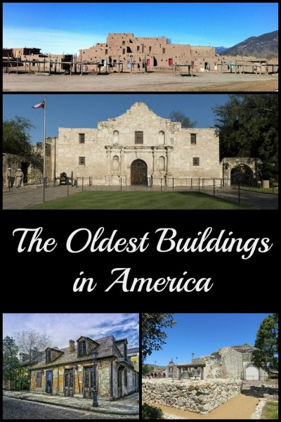 oldest buildings