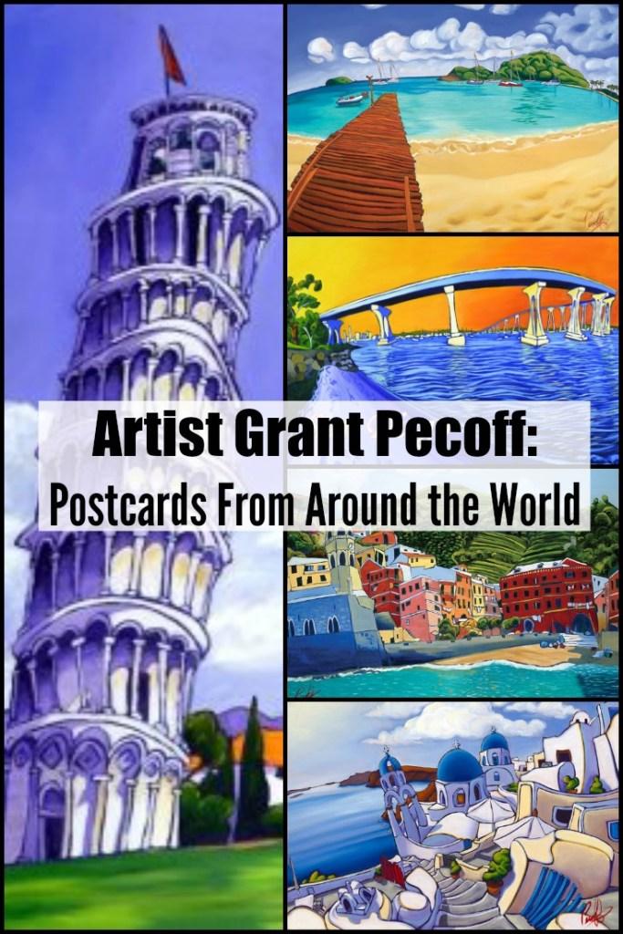 artist Grant Pecoff