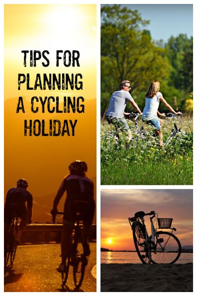 planning a cycling holiday