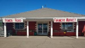 Power Road Farmers Market