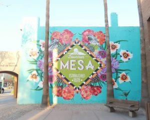 Mesa Mural