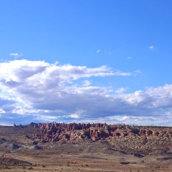 Panoramic View, Arches