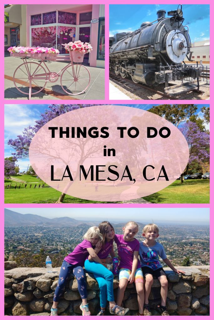 things to do in La Mesa