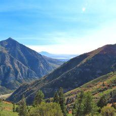 view of Utah Lake