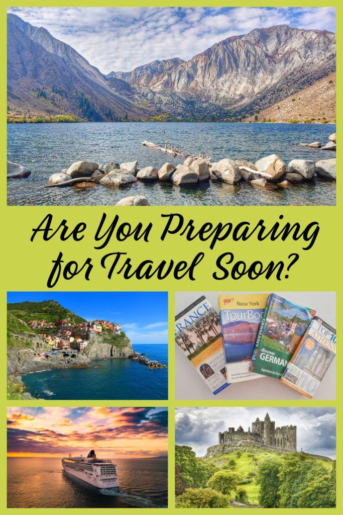 preparing to travel