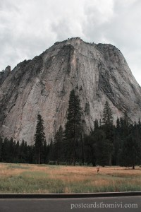 Yosemite National Park - El Capitan